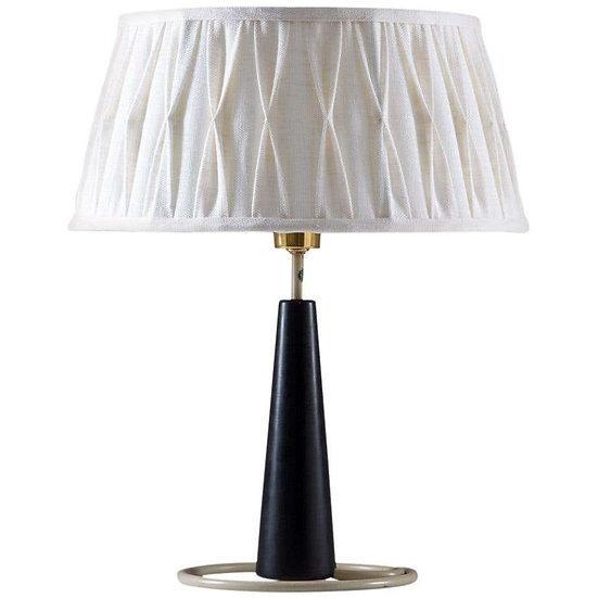 "Scandinavian Midcentury Table Lamp Model ""B-08"" by Bergboms"