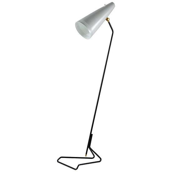Scandinavian Midcentury Floor Lamp, 1950s