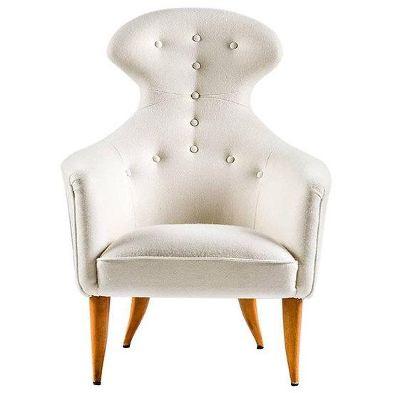 Lounge Chair by Kerstin Hörlin-Holmqvist