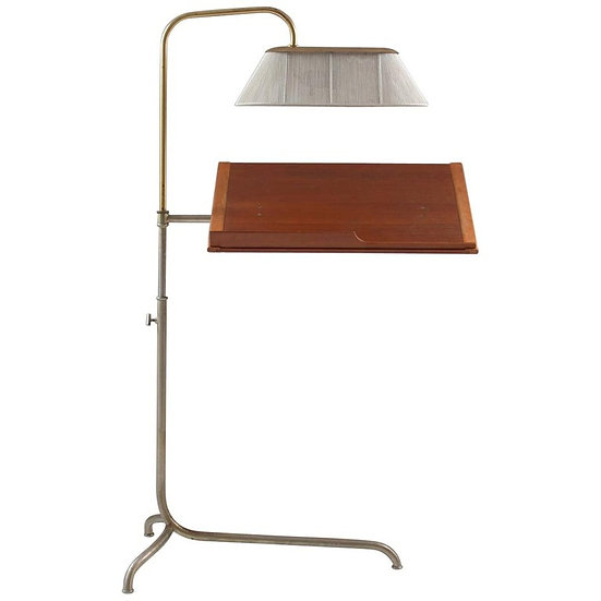 Very Rare Reading Stand with Light by Bruno Mathsson