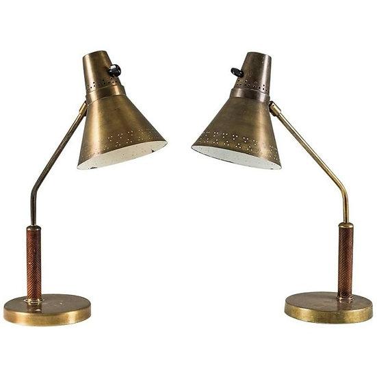 Desk Lamps by AB E. Hansson & Co