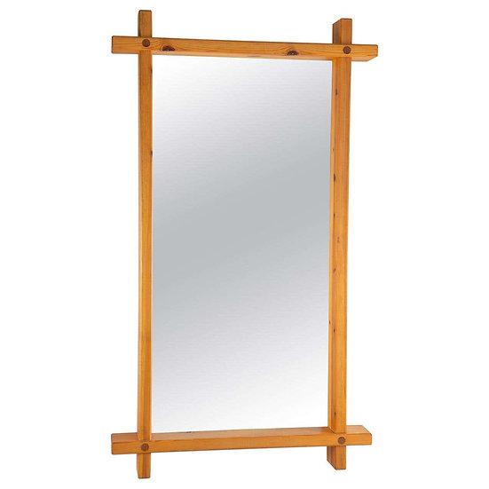 Swedish Mirror in Pine by Eriksmåla