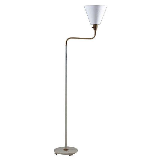 Swedish Modern Midcentury Floor Lamp in by ASEA