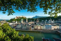 Stadt Salzburg - die Mozart- und Festspielstadt