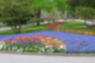 Solebrunnen im Kurgarten