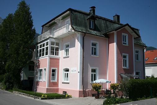 Ferienwohnungen Bad Reichenhall Haus Alpenruhe