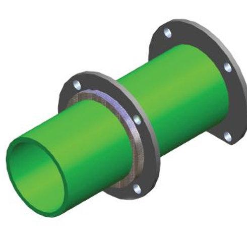 Tuleja prowadząca ślimaka do kotłów Granpal Eco 15 - 30 kW