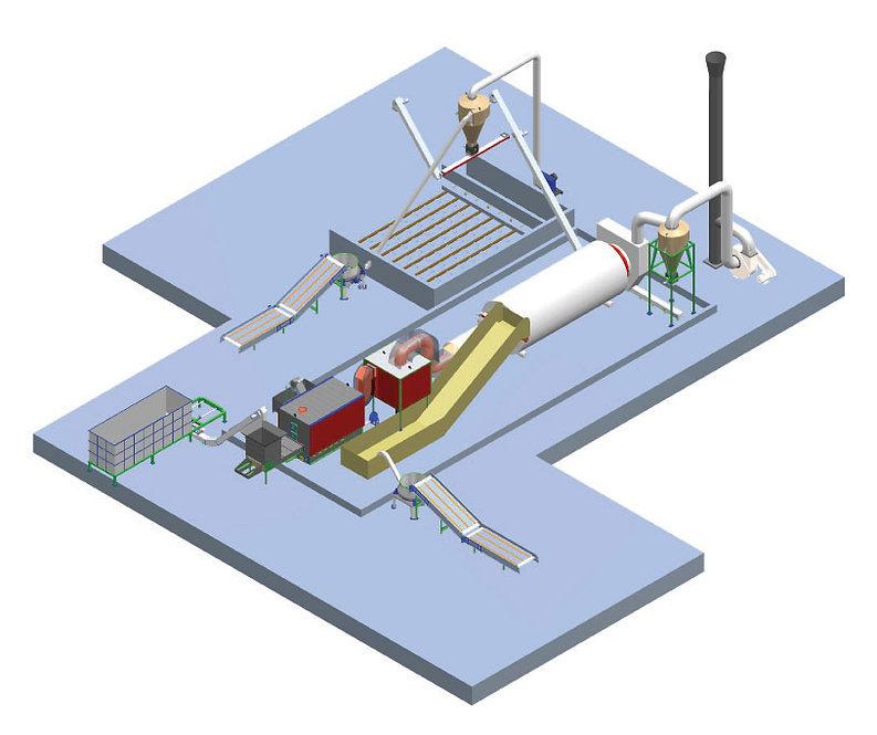 Suszarnia biomasy