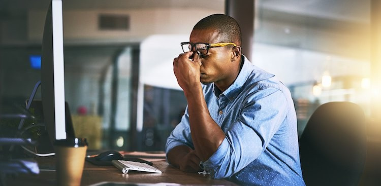 When Work Stress Becomes Burnout