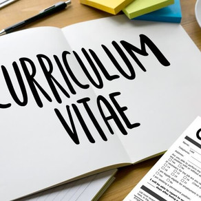 5 Most Common CV Writing Mistakes  and How to Fix Them