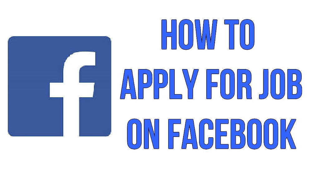 Howto Apply for a Job on Facebook