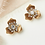 Thumbnail: Kacie Floral Bridal Studs