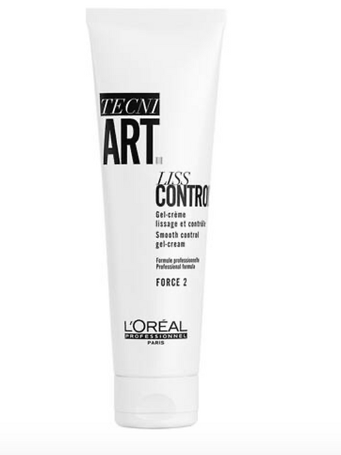 Liss Control Smoothing Cream 5oz