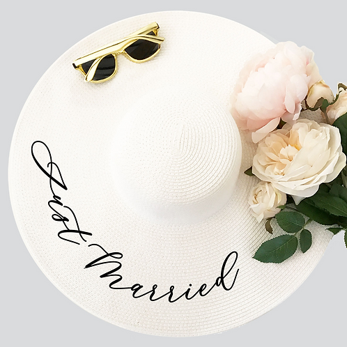 Personalized Sun Hat