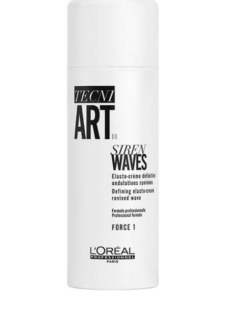 Siren Waves Gel-Crème 5oz