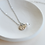 Thumbnail: Engraved Initial Necklace