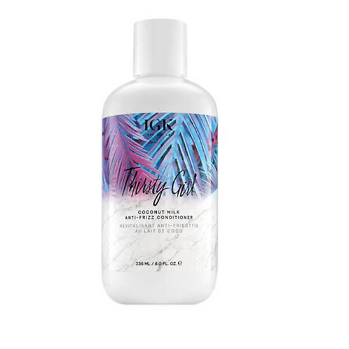 Thirsty Girl Coconut Milk Anti-Frizz Conditioner 8oz