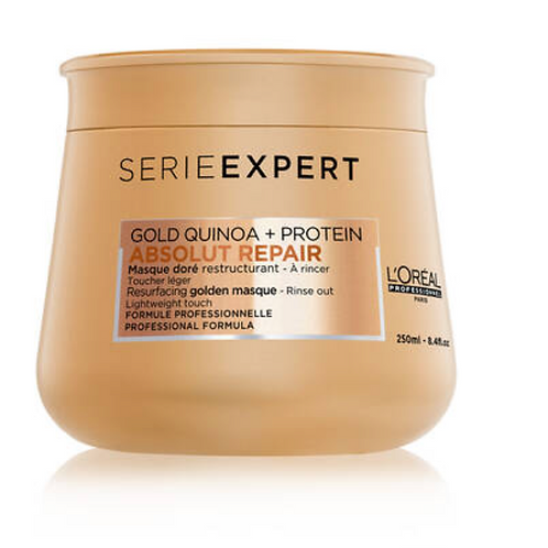 Absolut Repair Resurfacing Golden Masque for Damaged Hair