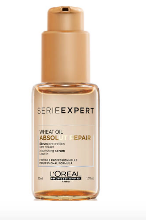Absolut Repair Nourishing Serum for Damaged Hair 1.7 oz.