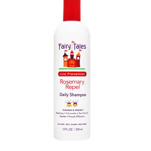 Rosemary Repel® Lice Prevention Shampoo  12oz