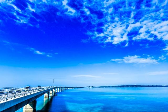 沖縄 伊良部大橋
