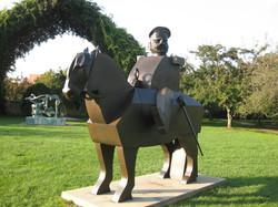 General Bronze by Marisol Escobar
