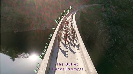 The Outlet Dance Prompts! #17: Dance on