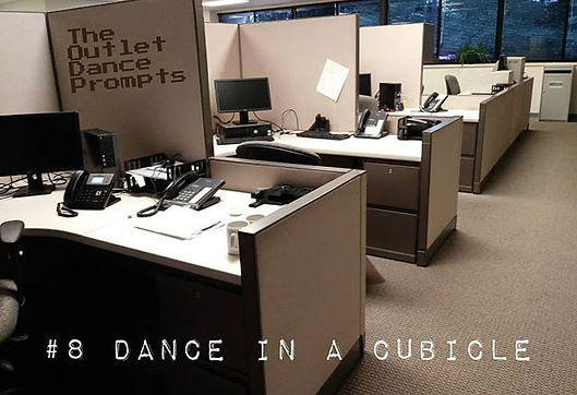 The Outlet Dance Prompts Continue! #8 :
