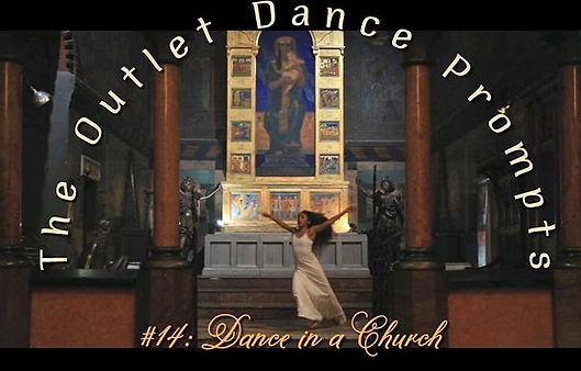 The Outlet Dance Prompts! #14 : Dance in