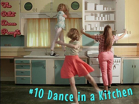 The Outlet Dance Prompts! #10 : Dance in