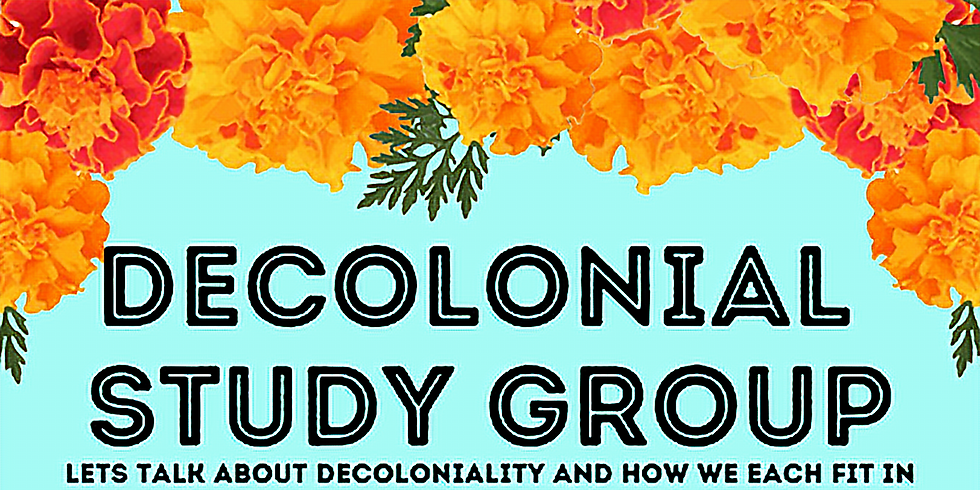 Decolonial Study Group with Leah from Crystals of Altamira