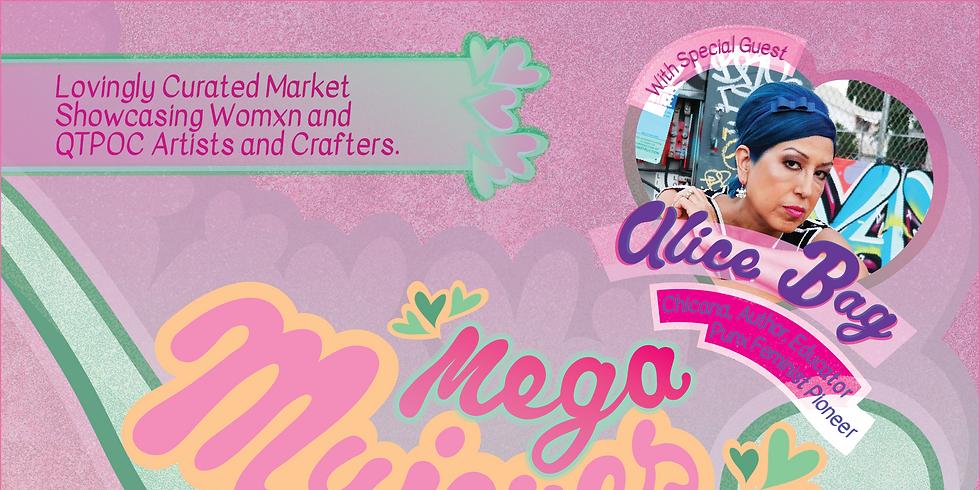 MEGA Mujeres Market June