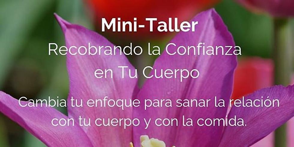 RECLAIMING BODY TRUST MINI-WORKSHOP FOR SPANISH SPEAKERS - IN BENEFIT OF GLORIA LUCAS, NALGONA POSITIVITY PRIDE