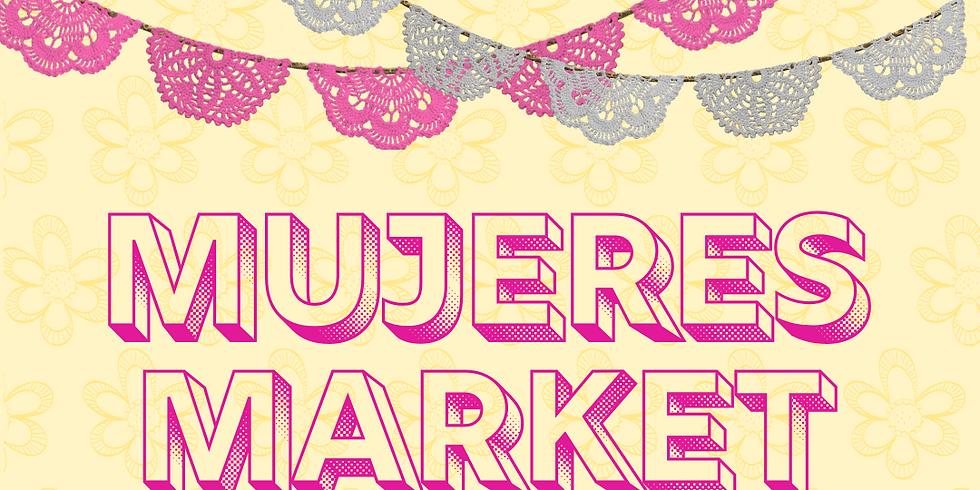 Riverside Mujeres Market During Art Walk