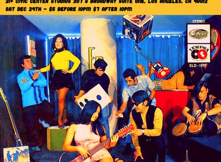 Nalgona's Psychedelic Cumbia & Fav. Cumbia Spotify Playlist