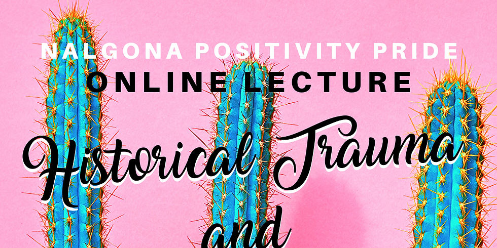 Historical Trauma and Eating Disorders: What's The Connection Online Lecture