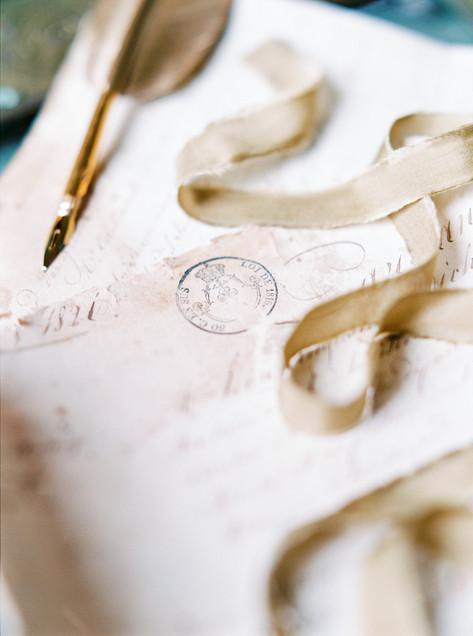 Wedding Sparrow Boudoir