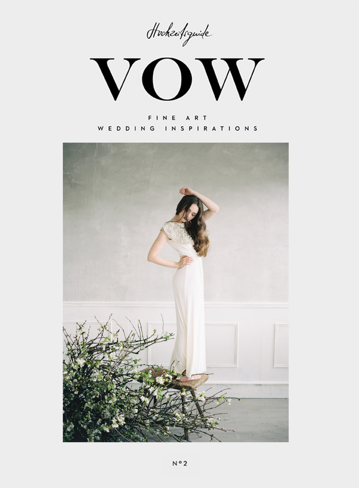 VOW Magazine Editorial & Cover