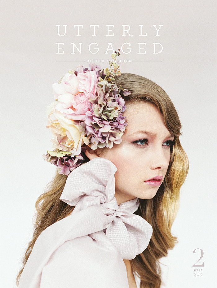 UTTERLY ENGAGED COVER
