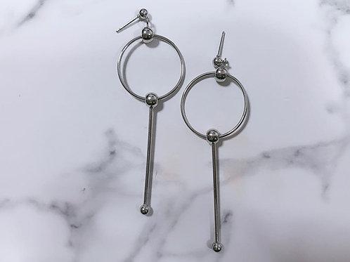 Hulahhoops in Silver //