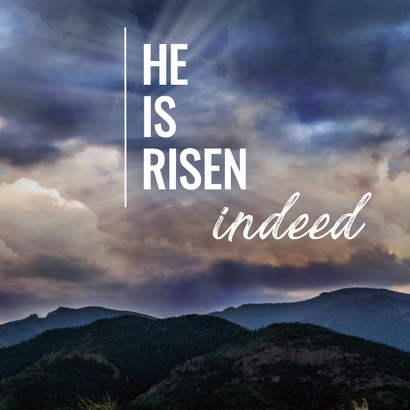 Easter Sunday 11:00am Service