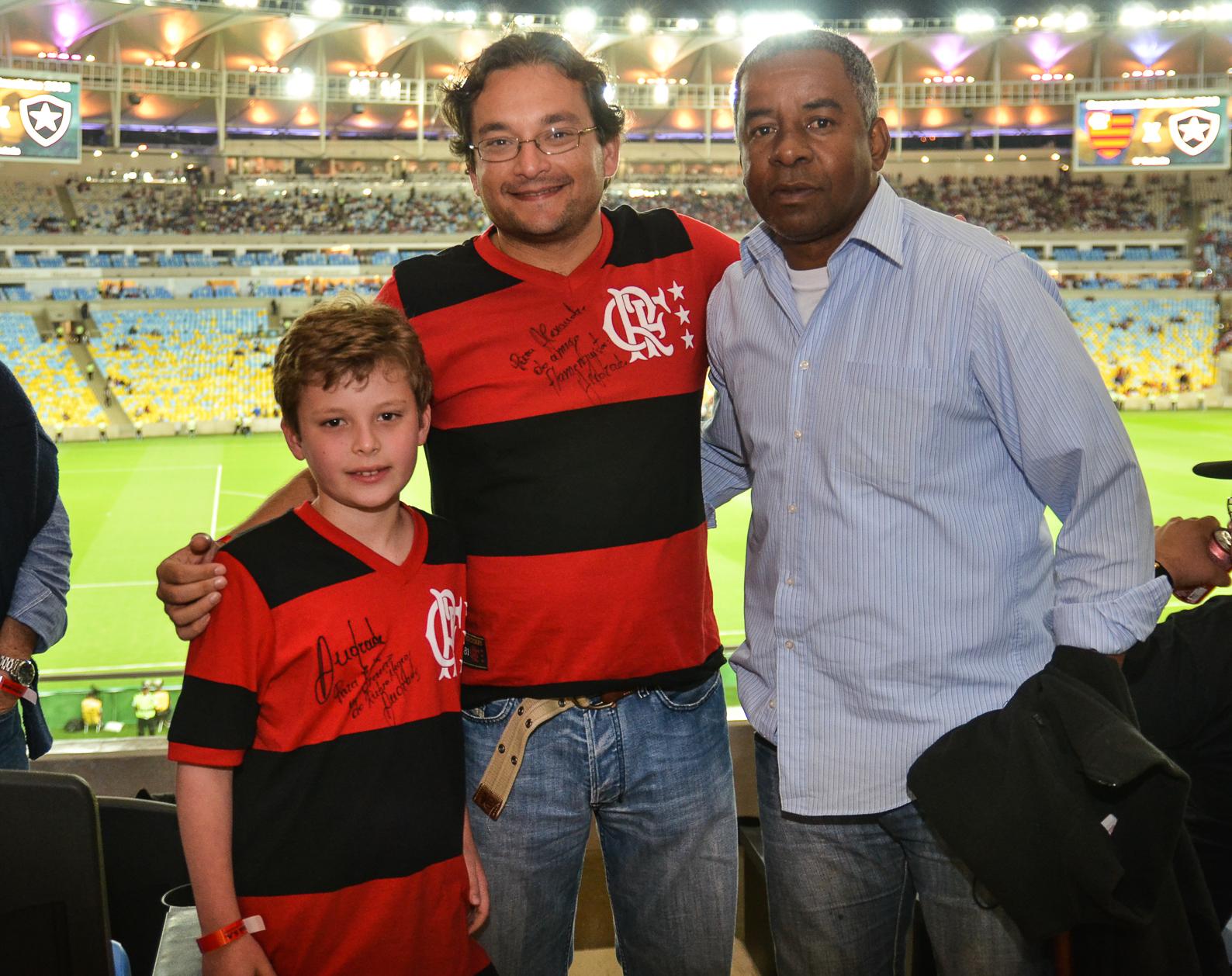 Accenture Football Club Flamengo x Botafogo 28072013 47