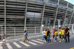 Copa das Confederações Uruguai x Italia - Fonte Nova