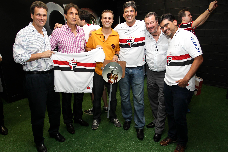 Accenture Football Club Spfc x Tigre 12.12.12 96