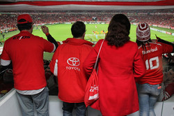 Semi Final Libertadores - Internacional x Tigres - Beira Rio - Camarote