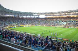 Copa das Confederações Brasil x Espanha - Maracanã