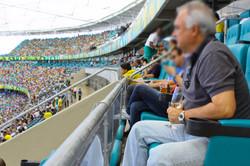 Copa das Confederações Brasil x Italia - Fonte Nova