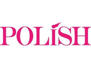 I'm now writing for Polish Magazine