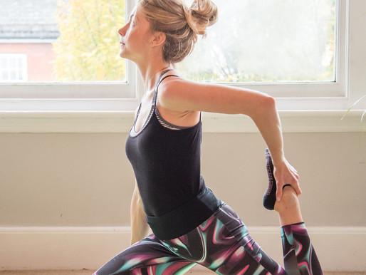 Tight hip flexors?