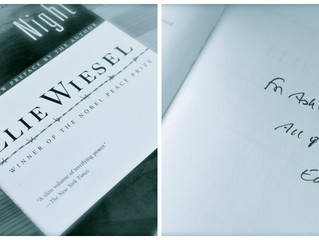 A Night with Elie Wiesel